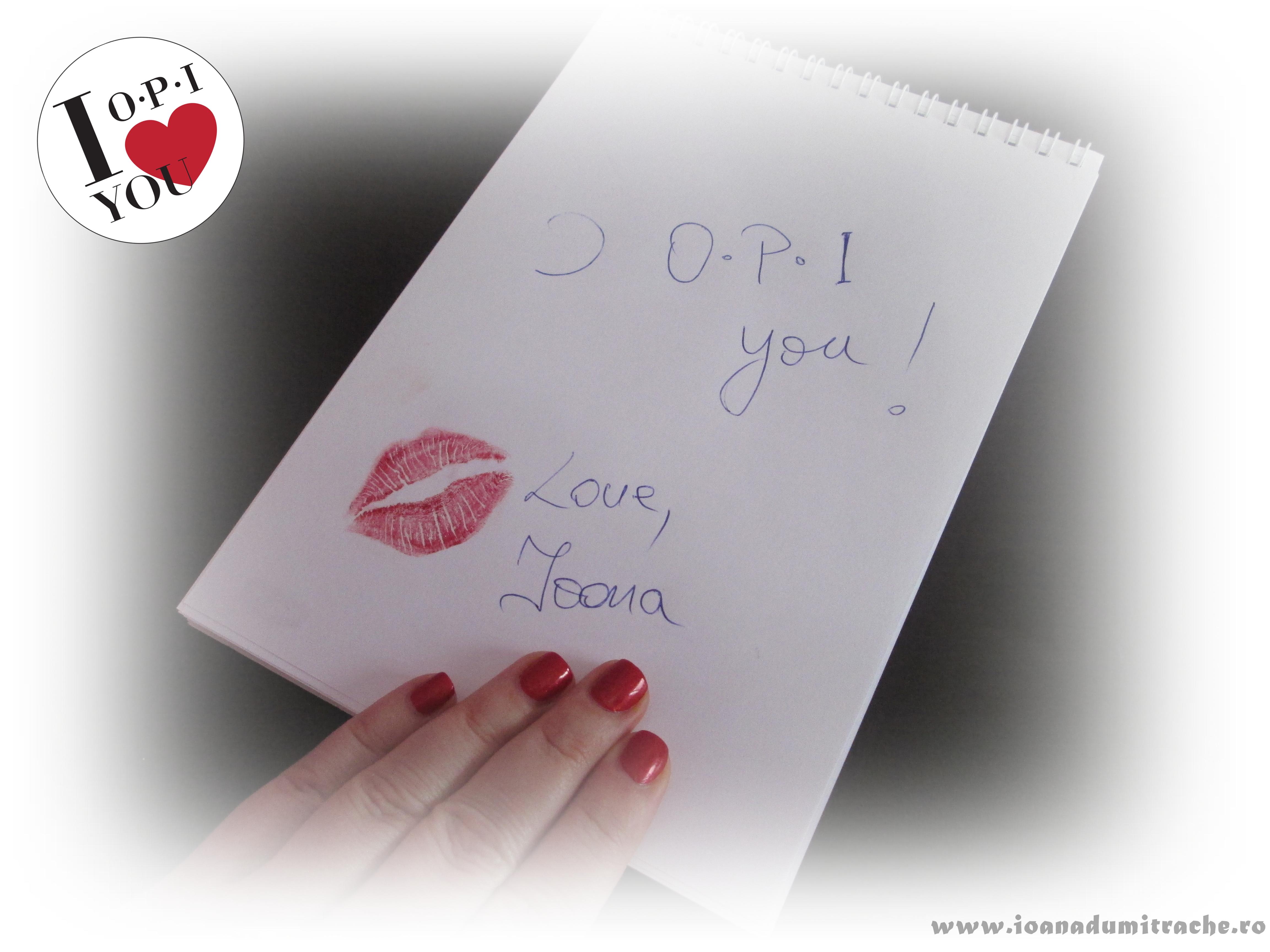 I OPI you 2