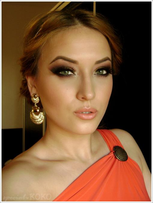How To Do Ancient Greek Makeup - Mugeek Vidalondon