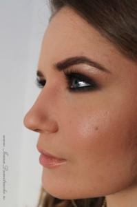 Ioana Dumitrache make-up