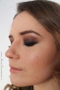 Smoky eyes makeup 2