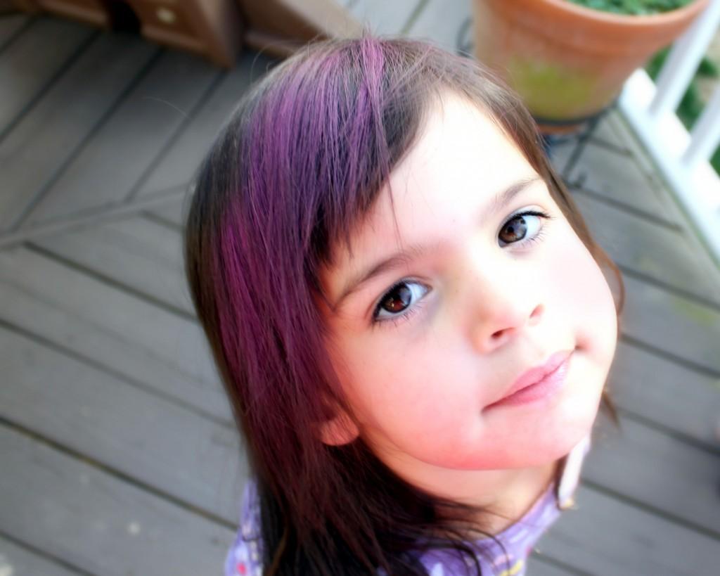 De La Ce Vârstă Le Permitem Copiilor Noştri Să îşi Vopsească Părul