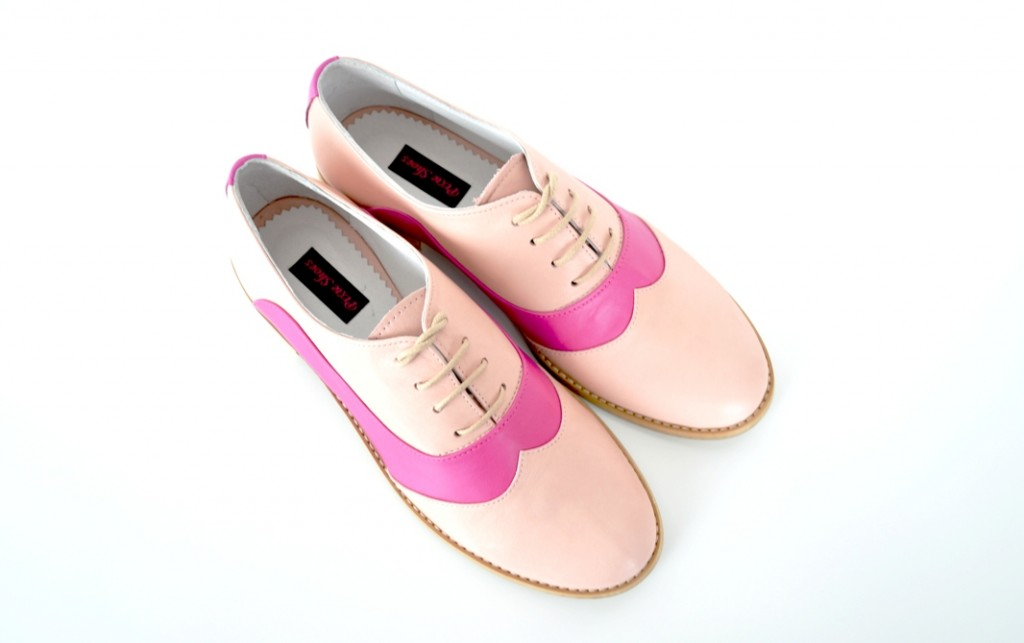 pixie shoes pink