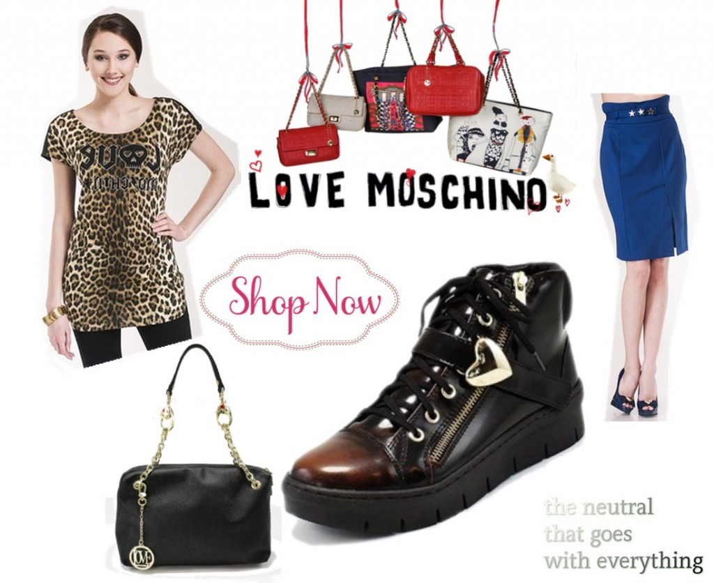 love moschino stilago