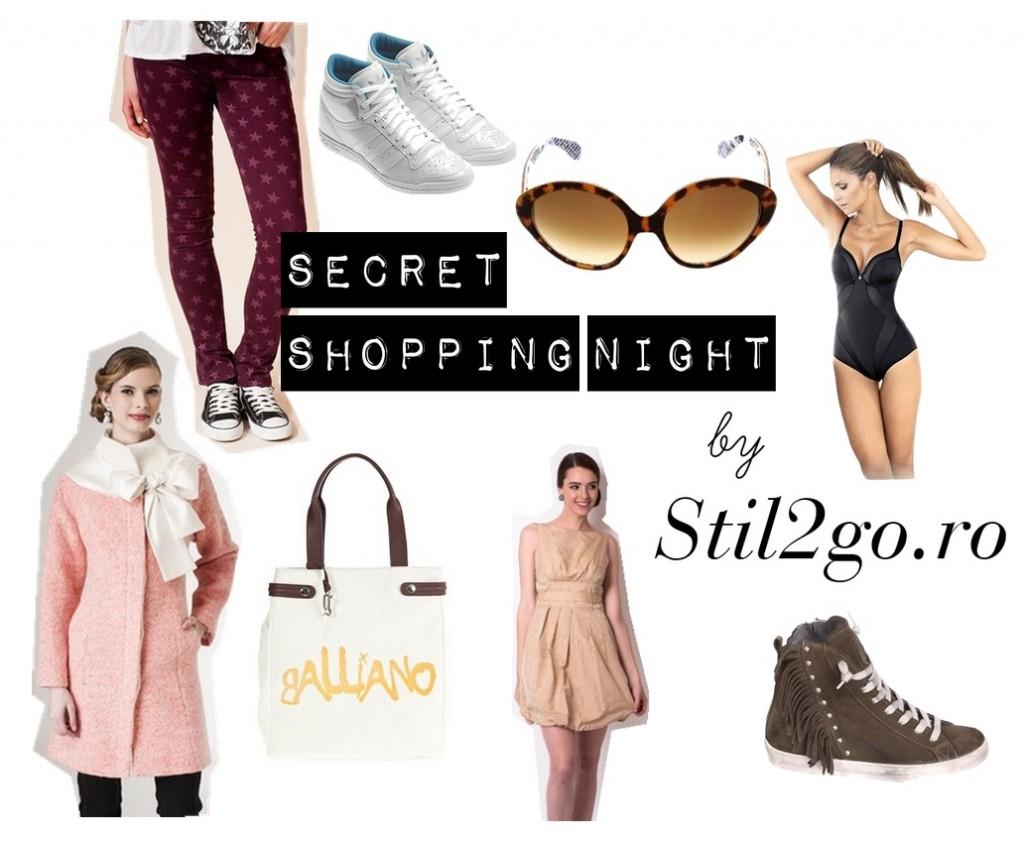 Secret Shopping Night stil2go