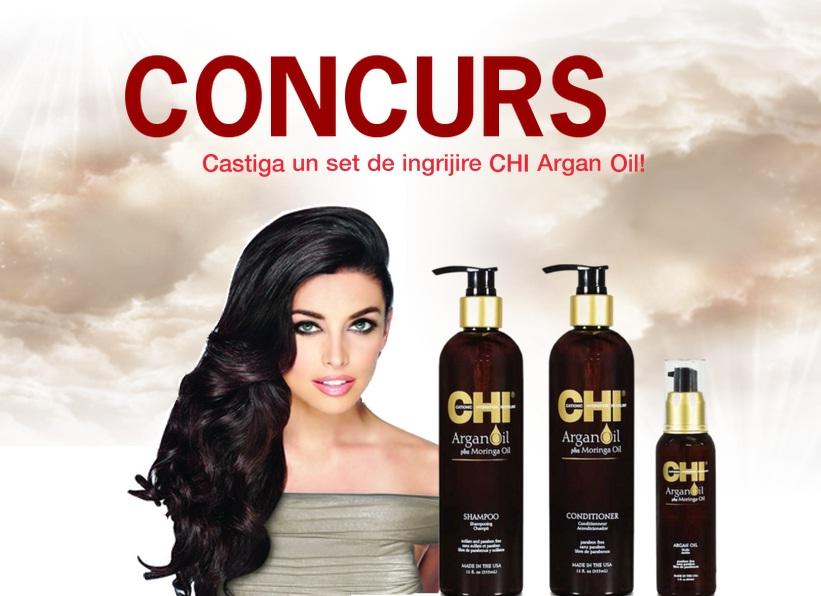 Concurs-CHI-Argan-Oil