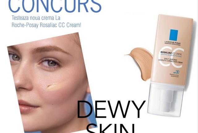 Concurs-La Roche-Posay Rosaliac CC Cream