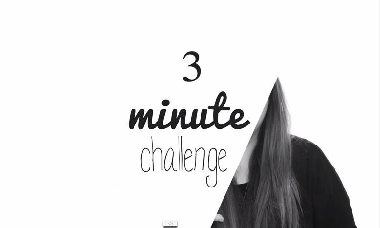 3-minutes-makeup-challenge