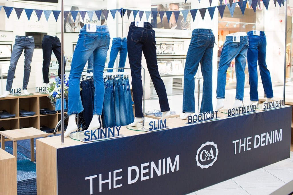 C&A THE DENIM stand (2)11