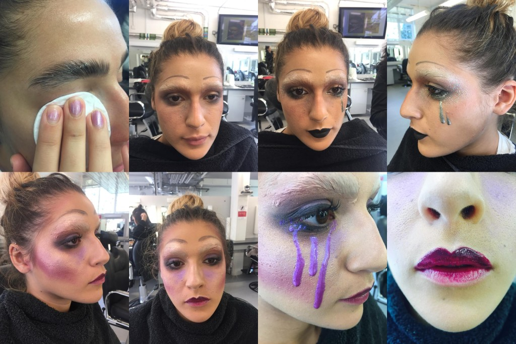 Fashion & Editorial Make-up-London College of Fashion - University of the Arts London