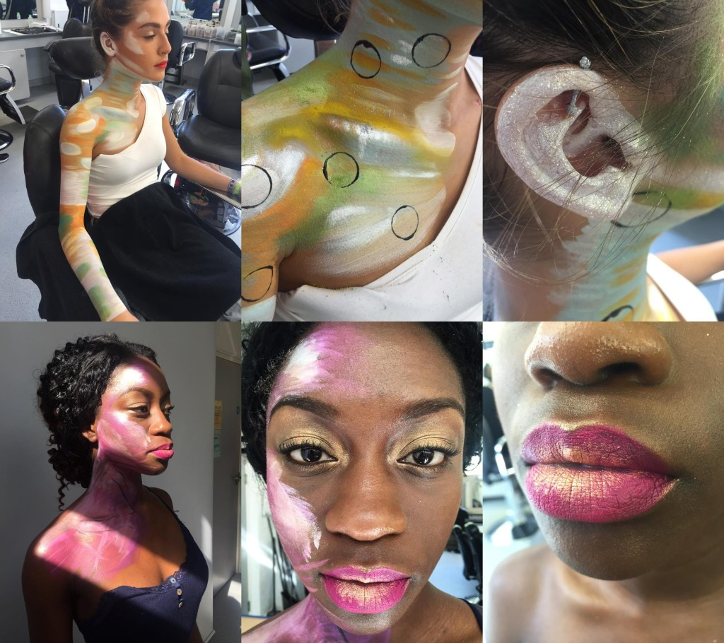 Fashion & Editorial Make-up-London College of Fashion - University of the Arts London2