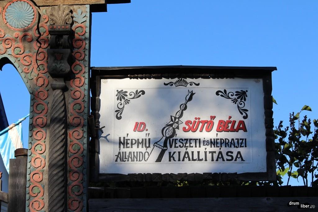 familia Sütő din Vârghiş