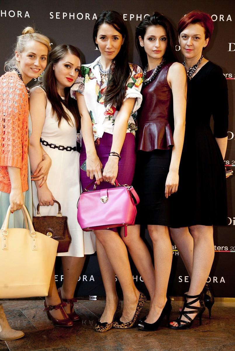 Poze şi impresii de la finala concursului Make-Up Masters Sephora 2012