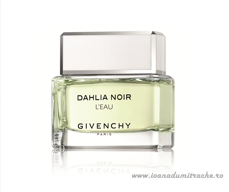 HOT! Givenchy lanseazã Dahlia Noir L'Eau