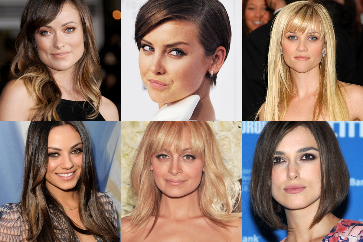 Tunsoarea potrivitã în funcție de forma feței