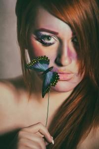 Ioana Dumitrache makeup