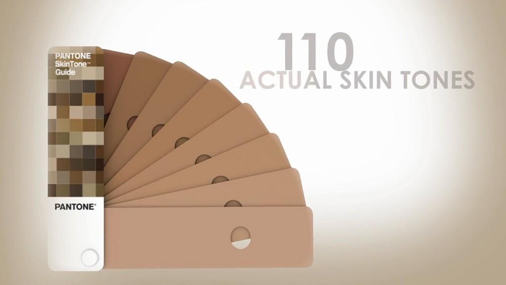 Pantone-Skin-Guide