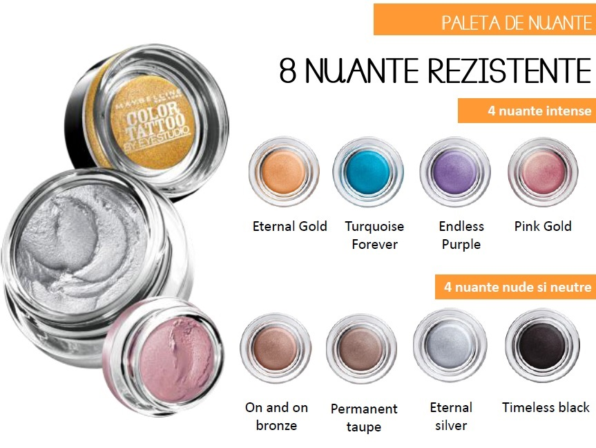 Maybelline Color Tatoo 24H