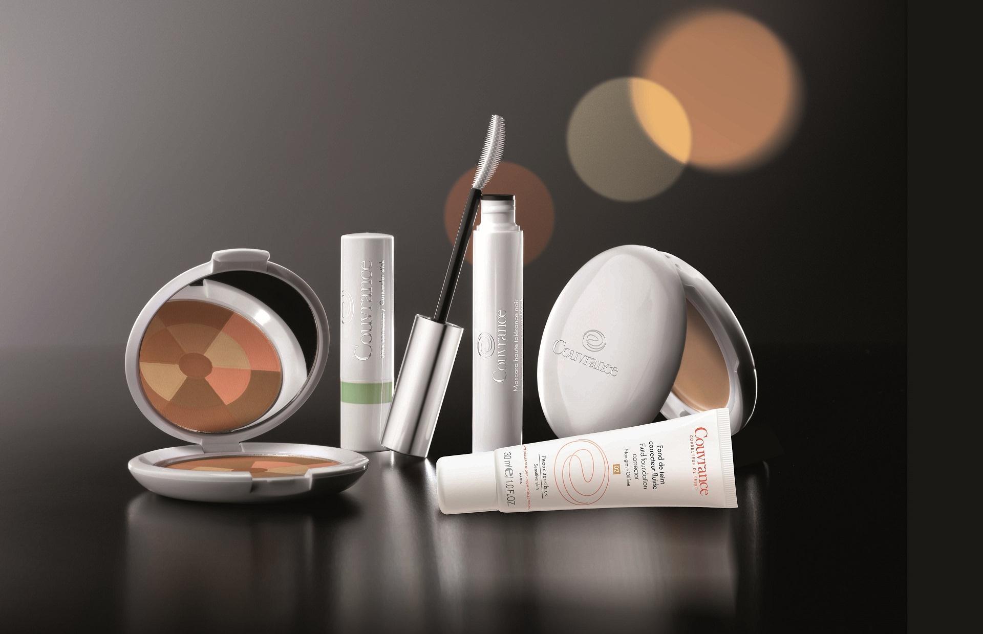 Avène Couvrance – prima gamă de produse dermato-cosmetice de machiaj