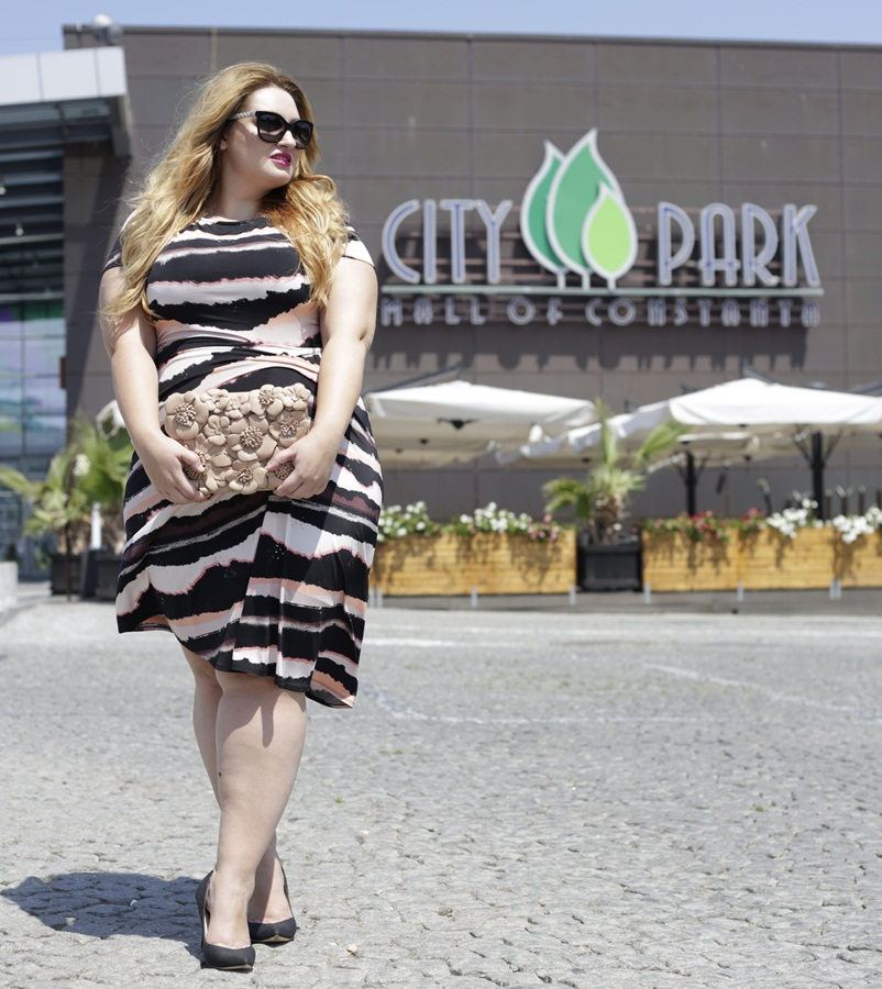 Outfit post. Vă propun 3 ţinute de vară la preţ redus de la City Park Mall + CONCURS