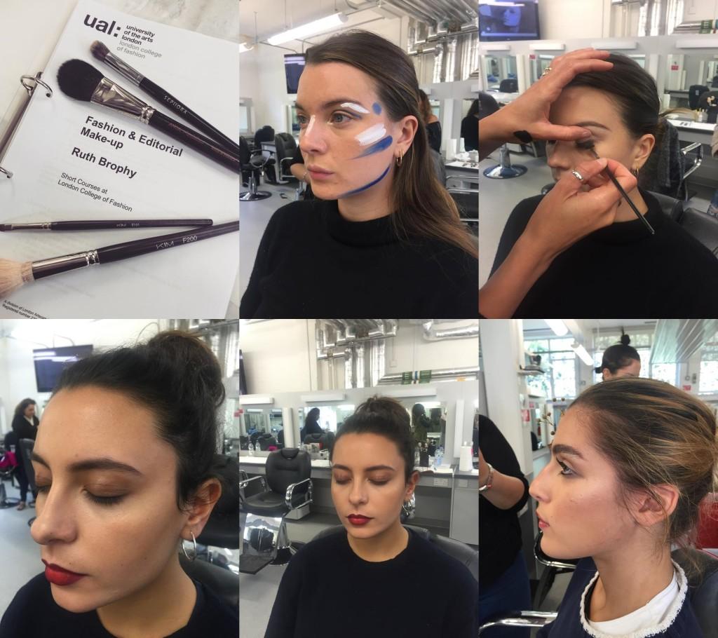 Fashion & Editorial Make-up-London College of Fashion - University of the Arts London3