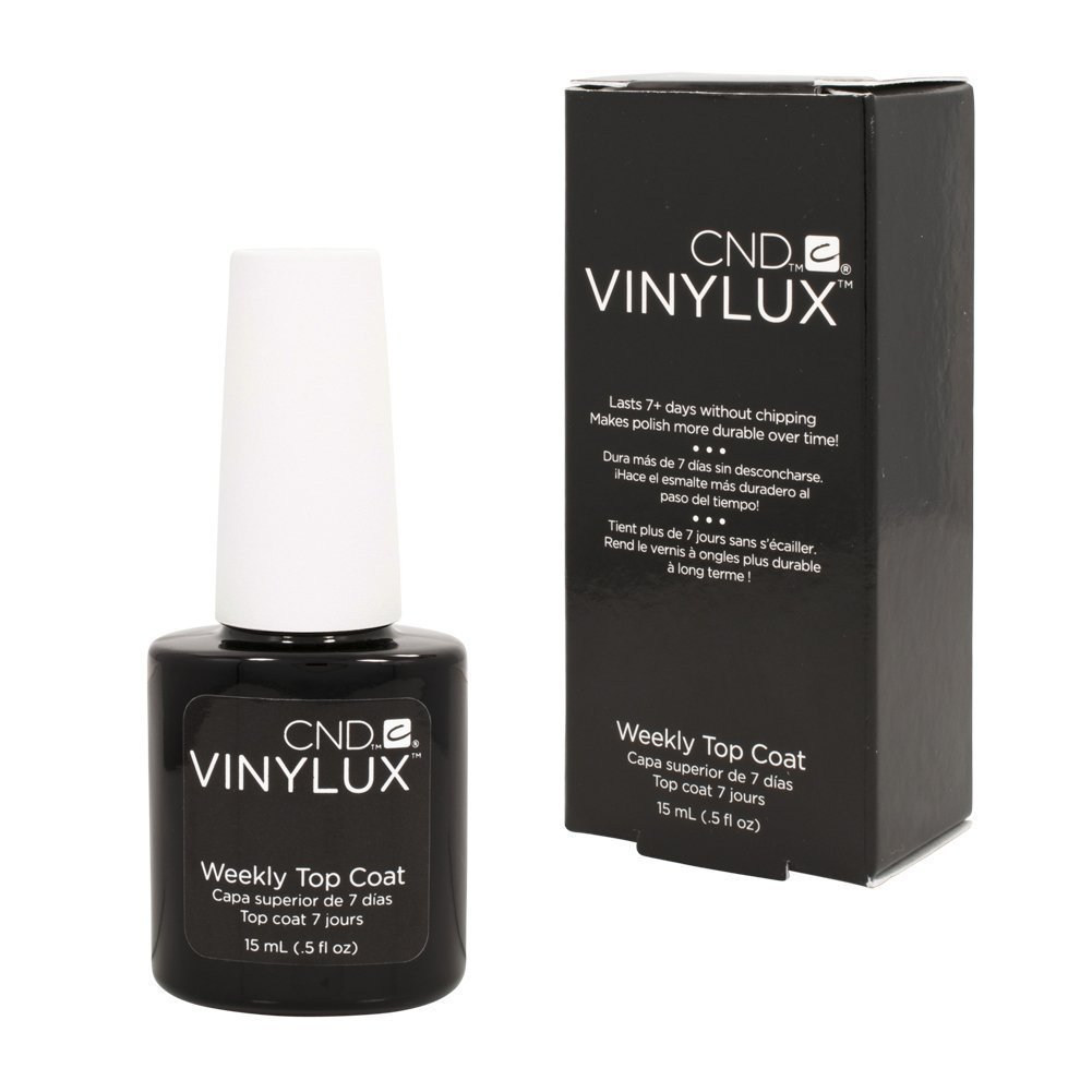 Review CND Vinylux Weekly Top Coat