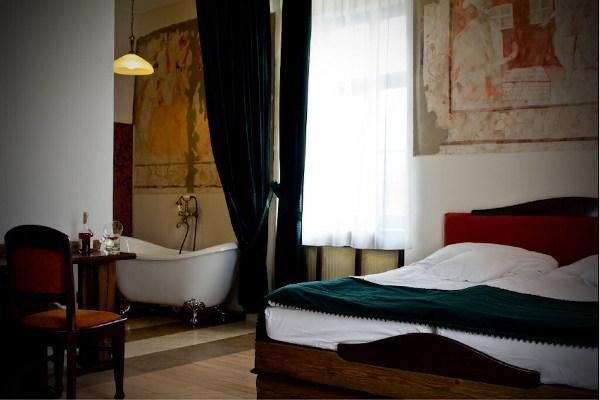 Hotel Castel Daniel -camera constantinopol