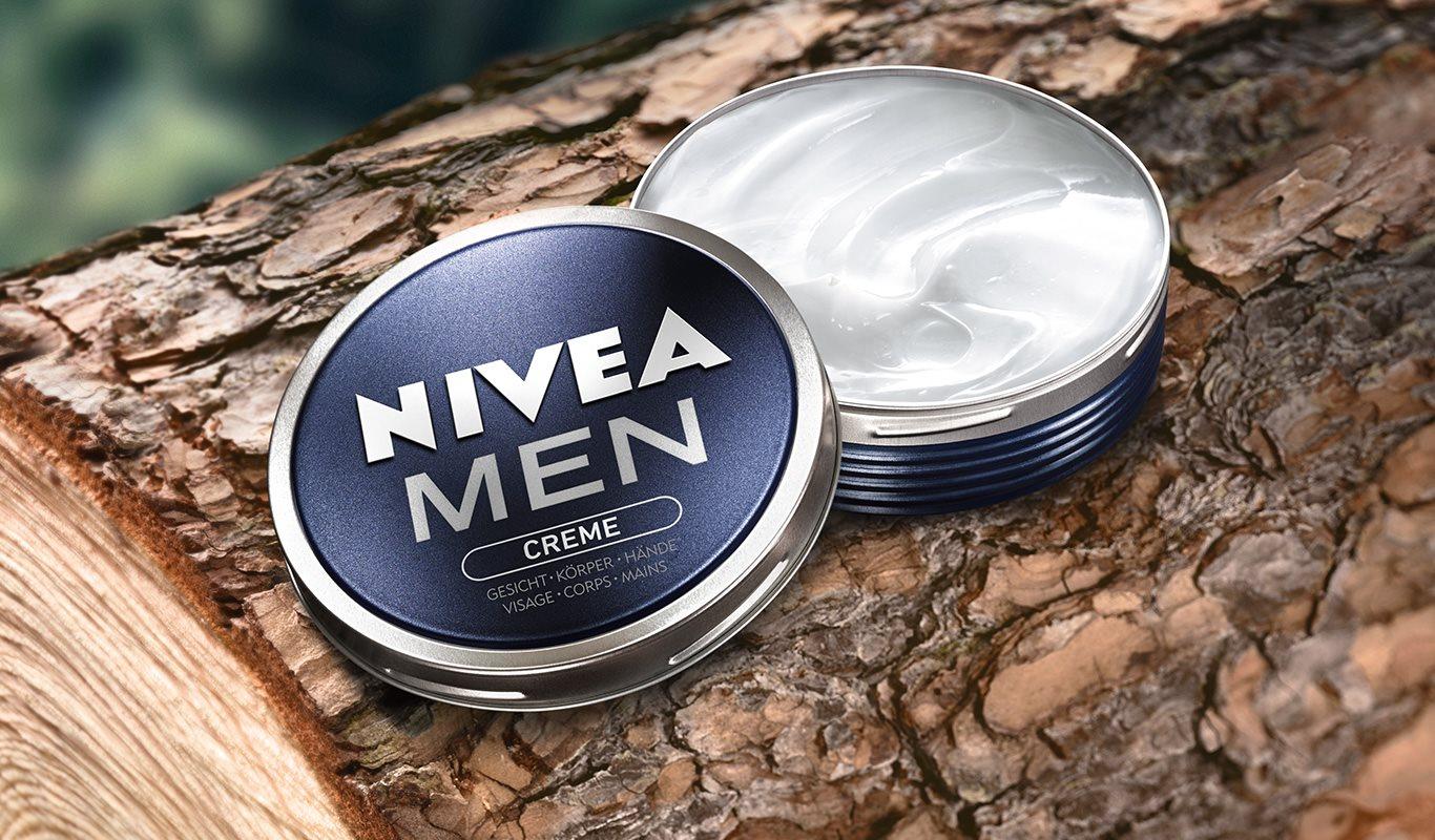Nivea Men Creme – unealta ideală pentru mâini, faţă şi corp