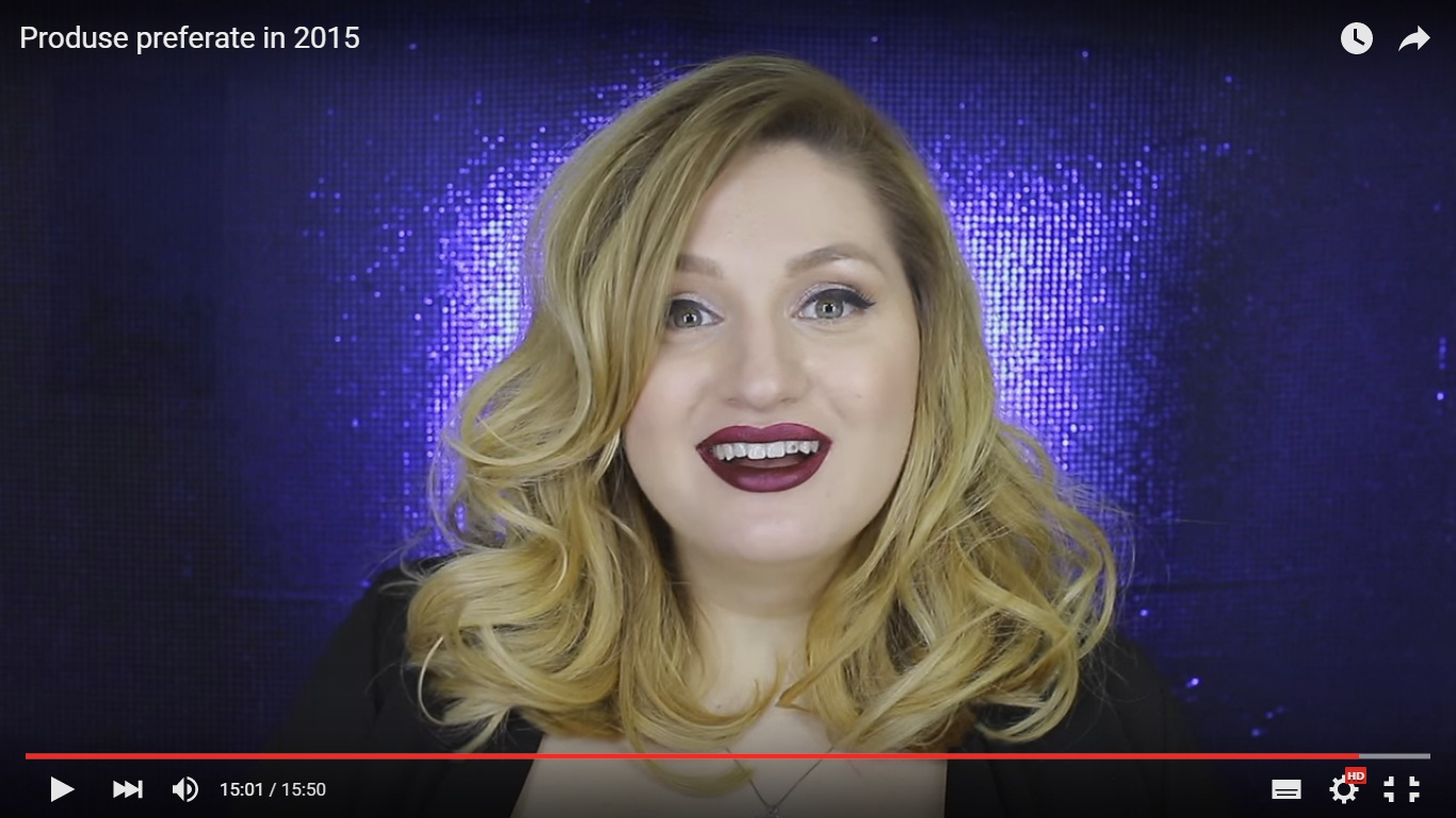 Video: Produse preferate în 2015