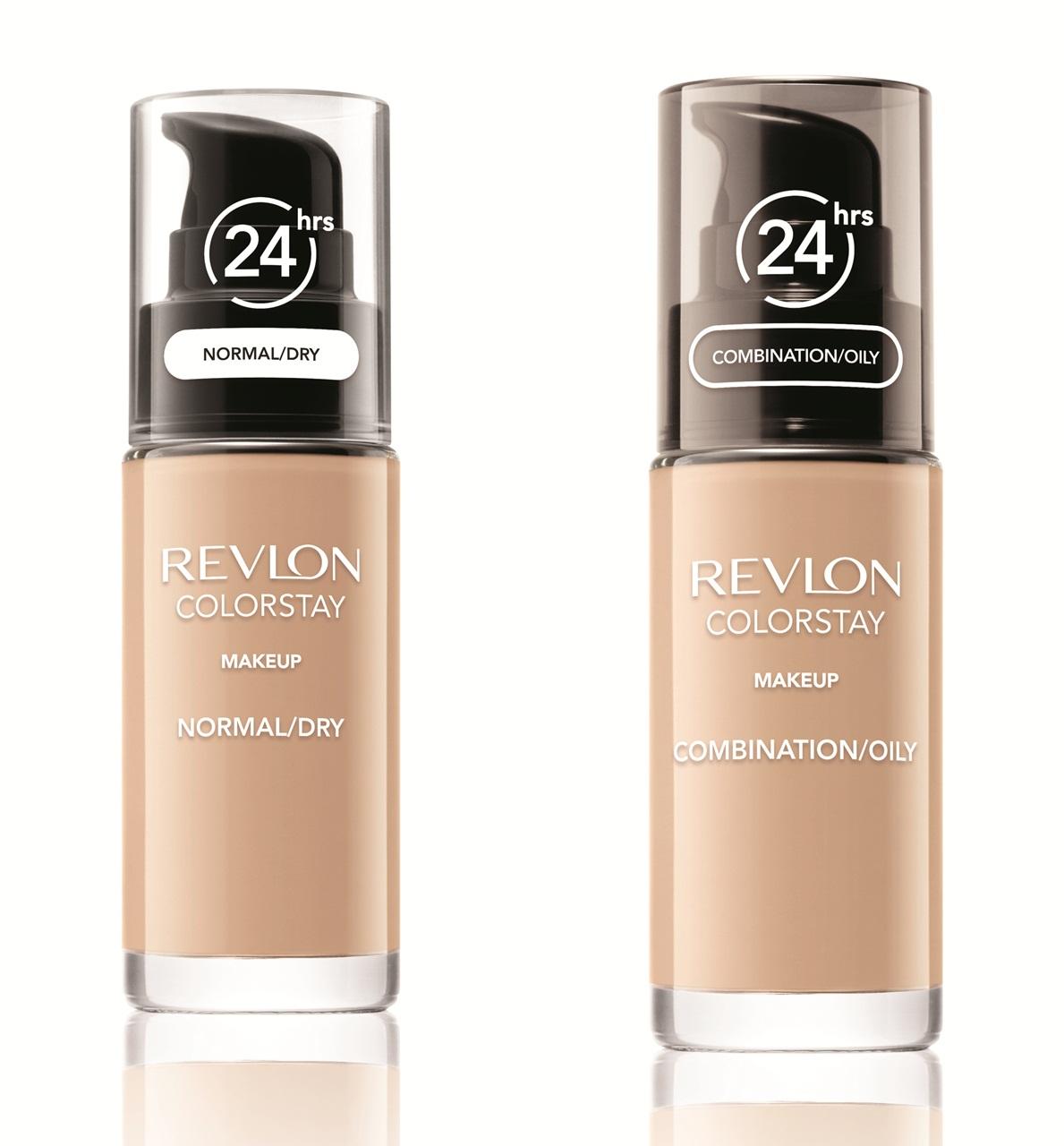 Good news, make-up addicts: fondul de ten Revlon ColorStay are pompiţă!