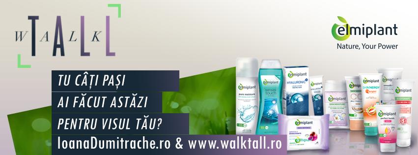 #WalkTall – mesajul meu despre încrederea în sine + CONCURS! [VIDEO]