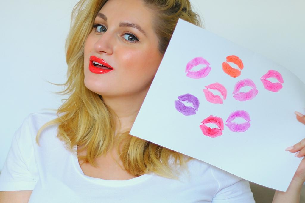 [VIDEO] Lip Swatch & Review Oriflame THE ONE Lip Sensation Vinyl Gel