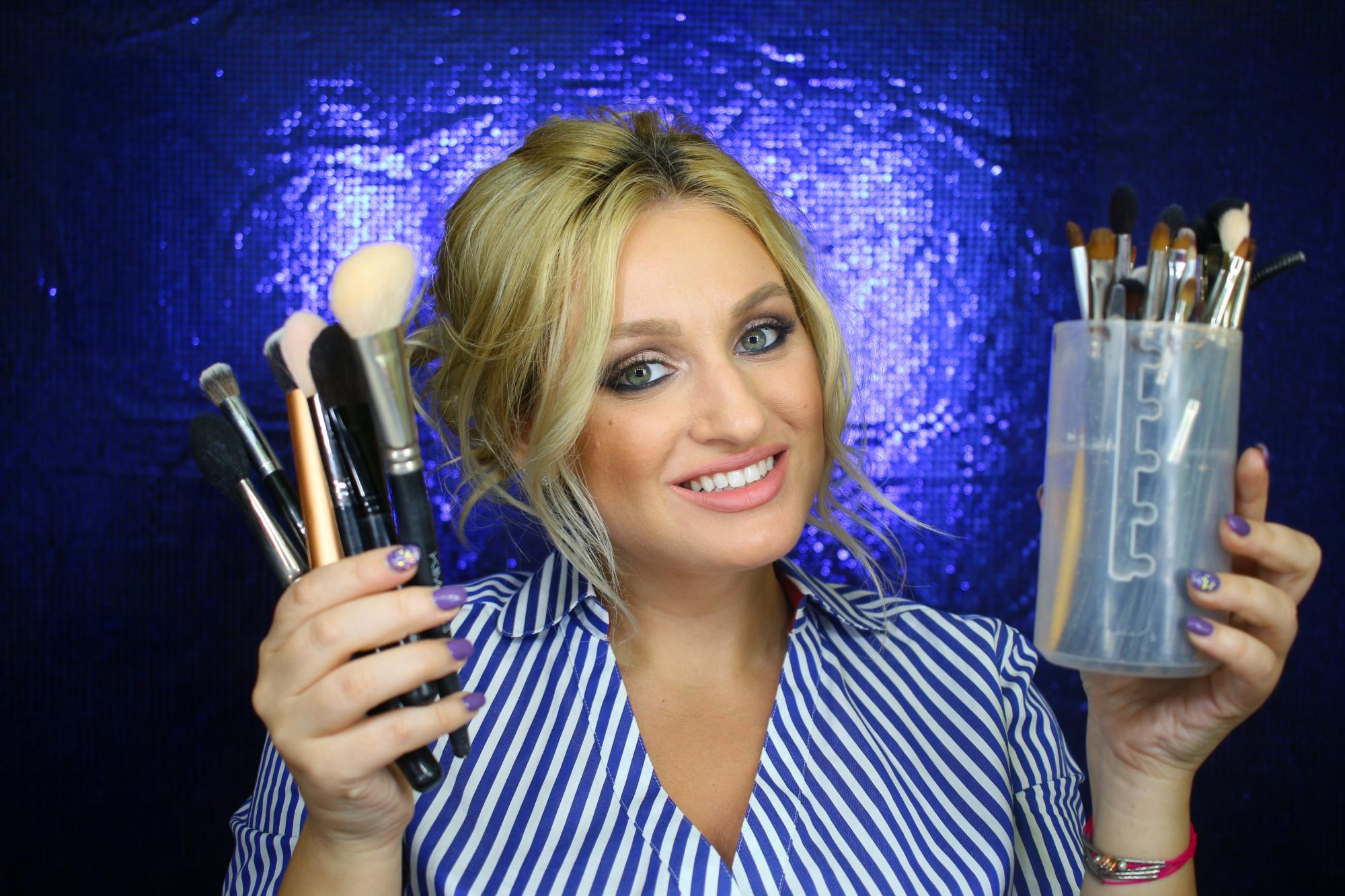 [VIDEO] Ce pensule am în trusa de make-up artist și cum le folosesc