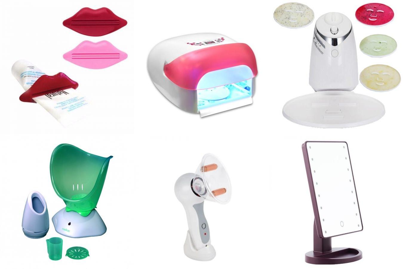Beauty gadgeturi pe care le putem folosi acasă