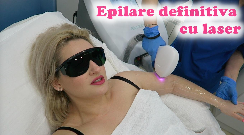 VLOG| A treia ședință de epilare definitivă cu laser și vizita la medicul dermatolog