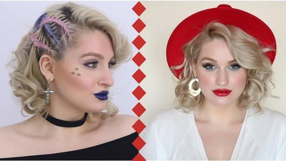 [VIDEO] Vama Veche vs. Mamaia Make-up tutorial